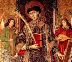 St. Vicente of Zaragoza