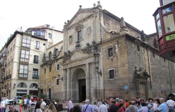 Saint John Parish Church, Bilbao