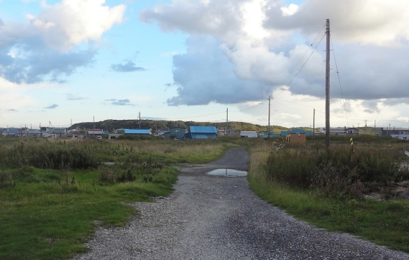 Scenery of Cape Koema.