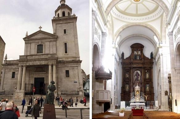Iglesia de San Francisco (Church of San Francisco), Santander.