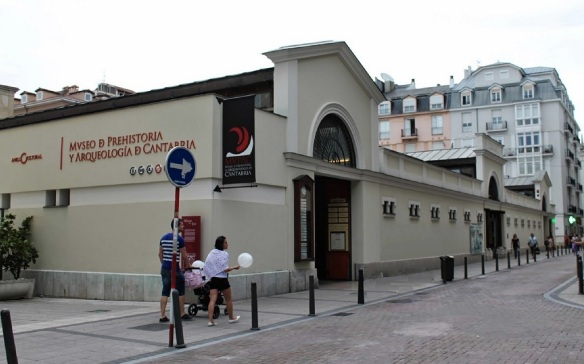 Museo de Prehistoria (Museum of Prehistory) Santander