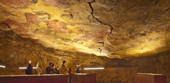 Cave of Altamira Museum.