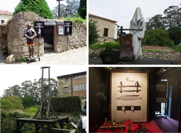 Museo de la Inquisición y la Tortura, Santillana del Mar