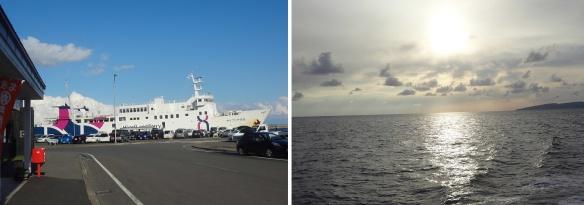 The Ferry Cypri and Rebun Chanel