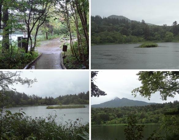 Views of Hime-numa (Pond Princess)