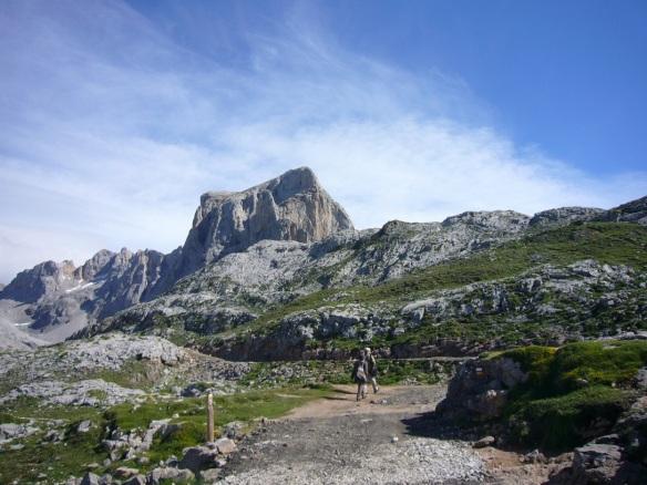 Landscape of the Picos de Europa