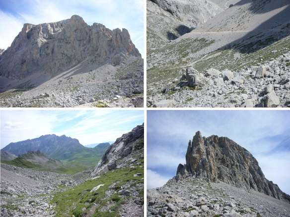Views of the Picos de Europa