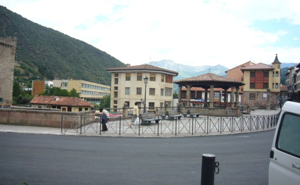 Arrived at Potes