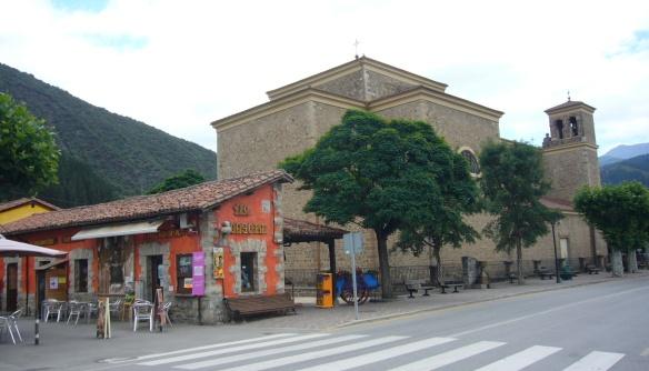 Iglesia de San Vicente in Potes