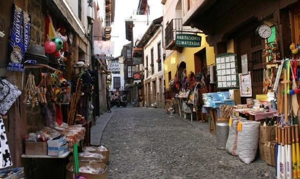 Calle Cantabria, Potes