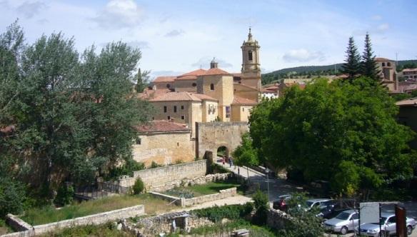 The Abbey of Santo Domingo de Silos