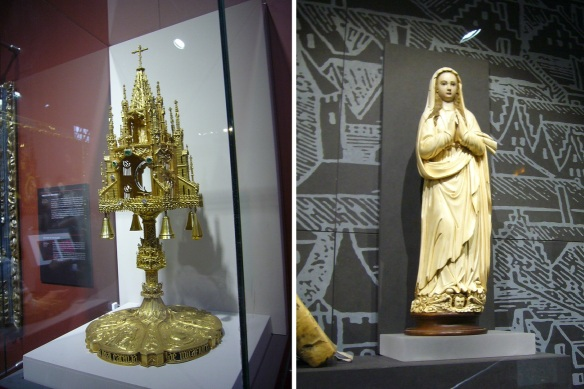 Exhibits of the Chapel
