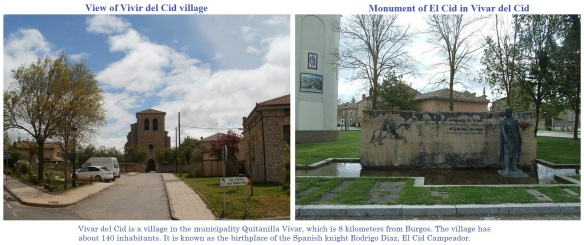 Vivar del Cid Village