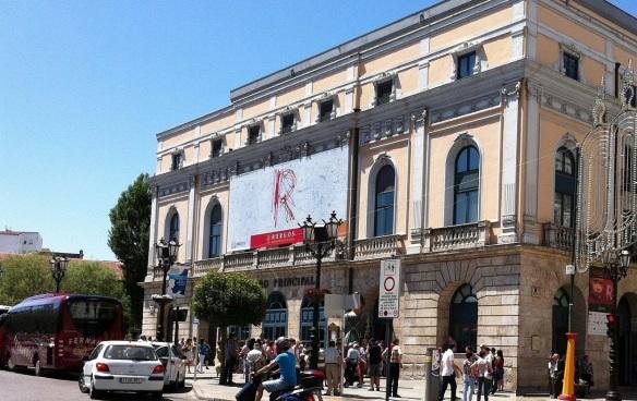 Teatro Principal (Home Theater) Burgos