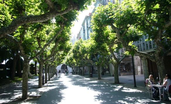 Paseo del Espolón (Espolón Promenade)