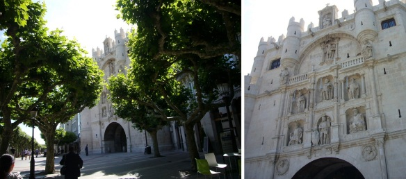 Santa María Arch