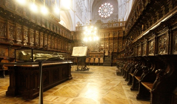 Choir of Burgos Cathedral