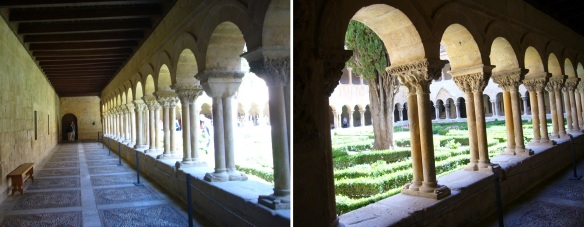 Cloister of the Monastery of Silos