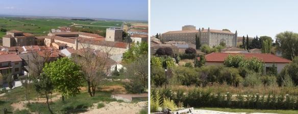 Rura landscape of Caleruega