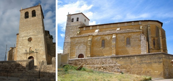 Iglesia de Santa Maria del Castillo Fromista