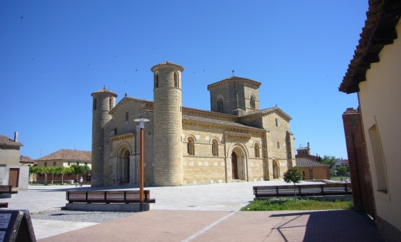 The Pearl of Castilla, Iglesia de San Martín