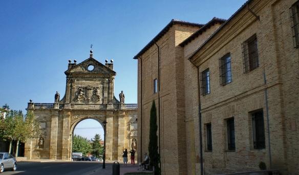 Arch of San Benito