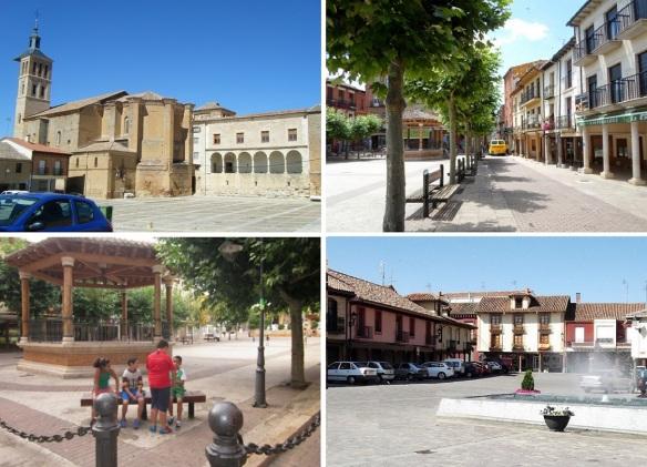 The Plaza Mayor de Sahagún; Center of the heart of residents