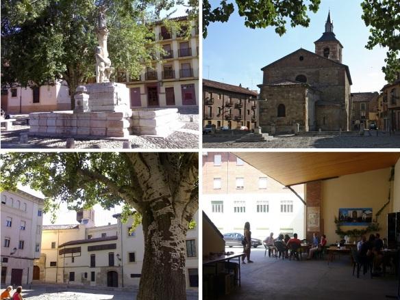 Plaza de Santa Maria del Camino (Plaza. Del Grano)
