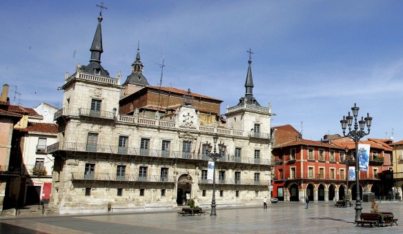 City Hall of León