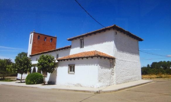 Local church of San Miguel del Camino