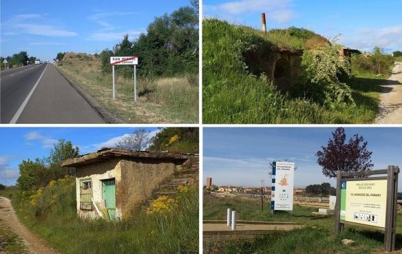 Scenery, from San Miguel del Camino until Villadangos del Páramo.