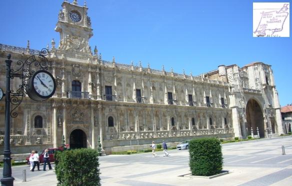 Booked hotel, Parador - Hostel San Marcos León