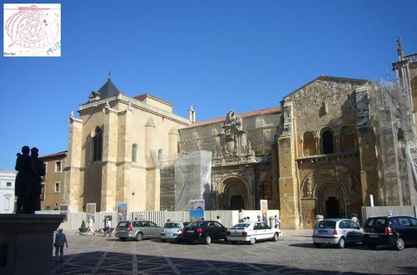 Basilica of San Isidoro Leon