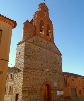 Iglesia of Santibanez de Valdeiglesias