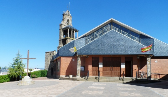 Parish Church of Saints Justus and Pastor, San Justo de la Vega