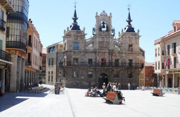 Astorga Ayuntamiento (City Hall)