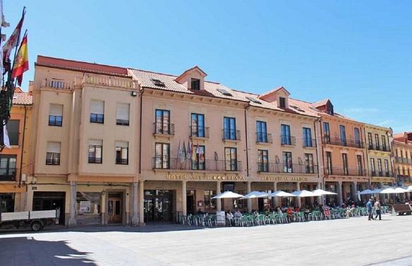 Plaza Mayor of Astorga