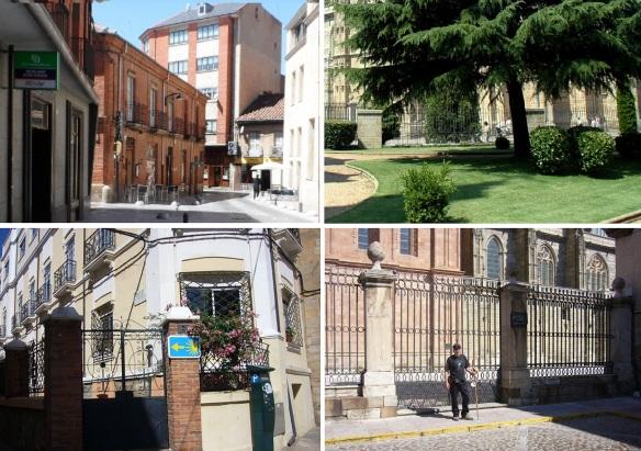 Photographs of Astorga taken without intention.