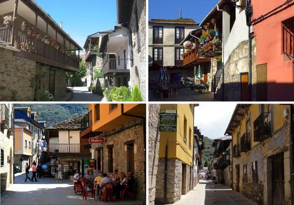 Streets of Molinaseca