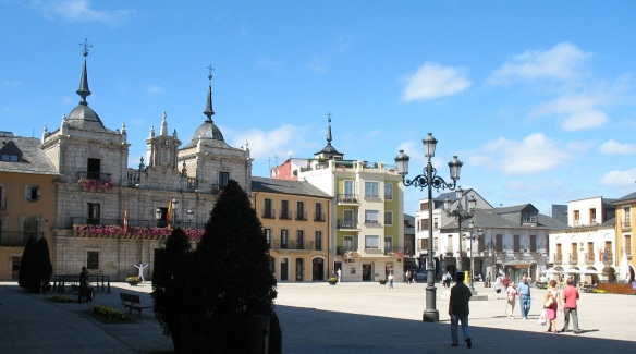 Ayuntamiento, City Hall, of Ponferrada