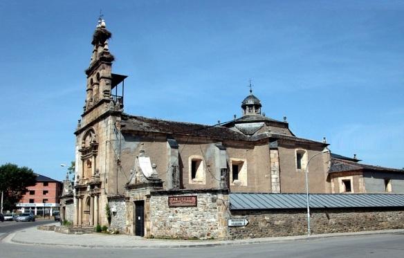 Iglesia de Las Angustias Cacabelos