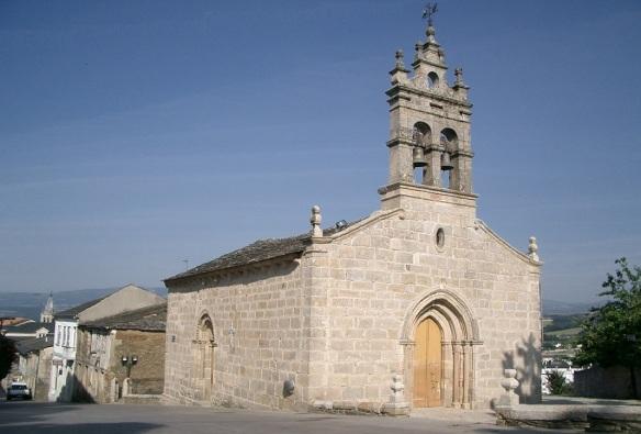 Chapel of San Salvador built in the thirteenth century.