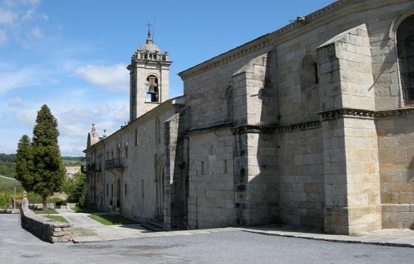 Magdalena Monastery.