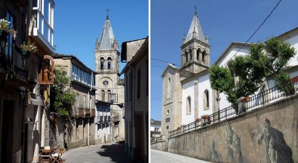 Iglesia de Santa Marina Sarria