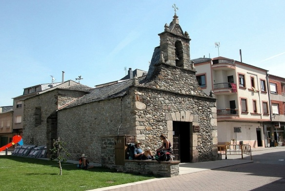 Ermita de San Roque Cacabelos (Chapel of Saint Roch) Cacabelos