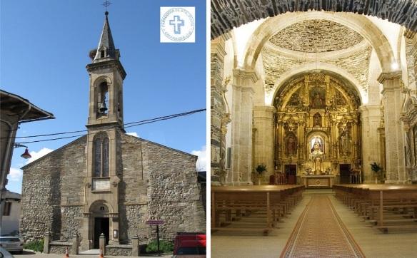 Iglesia parroquial de Cacabelos (Parish of Saint Mary of Cacabelos)