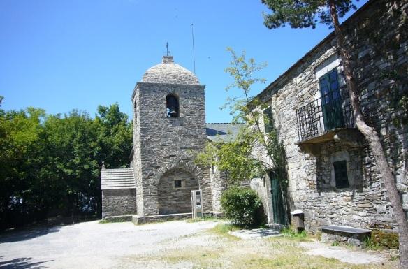 Iglesia de Santa María of O Cebreiro