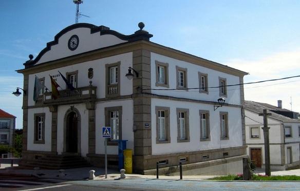 City Hall of Palas de Rei
