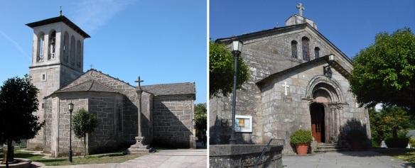 Church of San Tirso de Palas de Rei