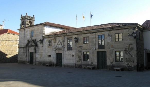 Melide City Hall